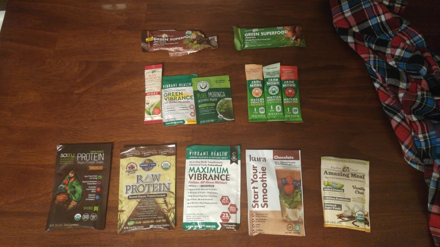 Matcha tea, superfood bars, green juices, protein shakes.  All reviewed in oneplace.
